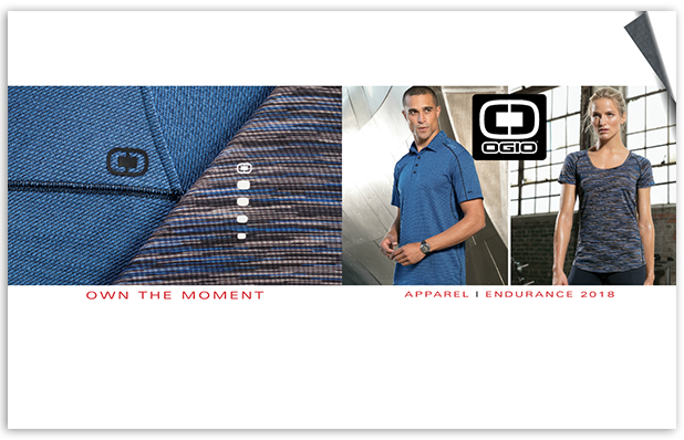 2018 OGIO Apparel and Endurance Catalog