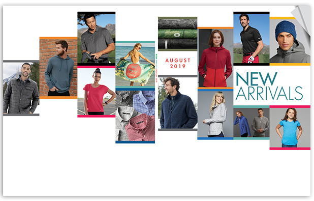 January 2019 New Arrivals Catalog